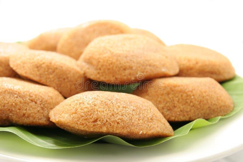 Torta del cangkir de Putu imagen de archivo libre de regalías