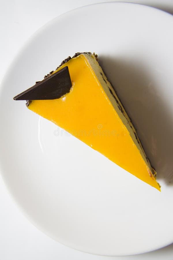 Torta 1 del mango fotos de archivo libres de regalías