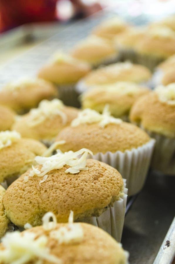 Download Torta del plátano imagen de archivo. Imagen de desayuno - 42445503