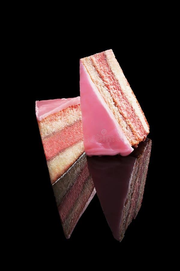 Torta deliciosa del sacador. imagen de archivo libre de regalías