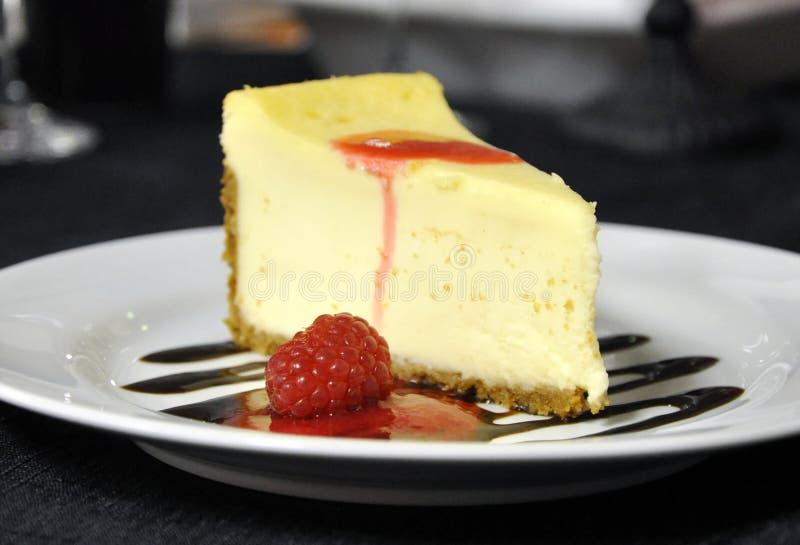 Torta di formaggio fotografie stock libere da diritti