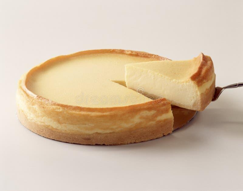 Torta di formaggio immagini stock