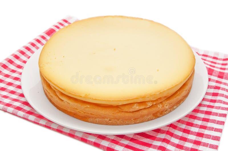 Torta di formaggio immagini stock libere da diritti