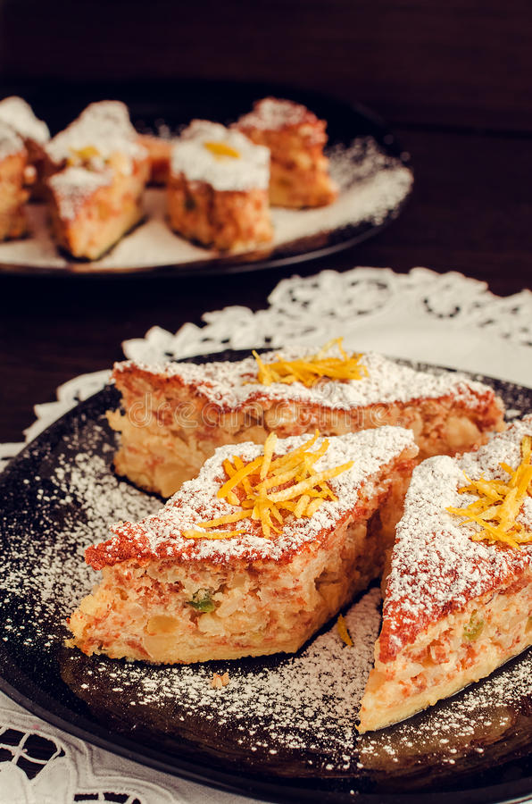 Download Torta di riso stock image. Image of ingredients, culinary - 70406711