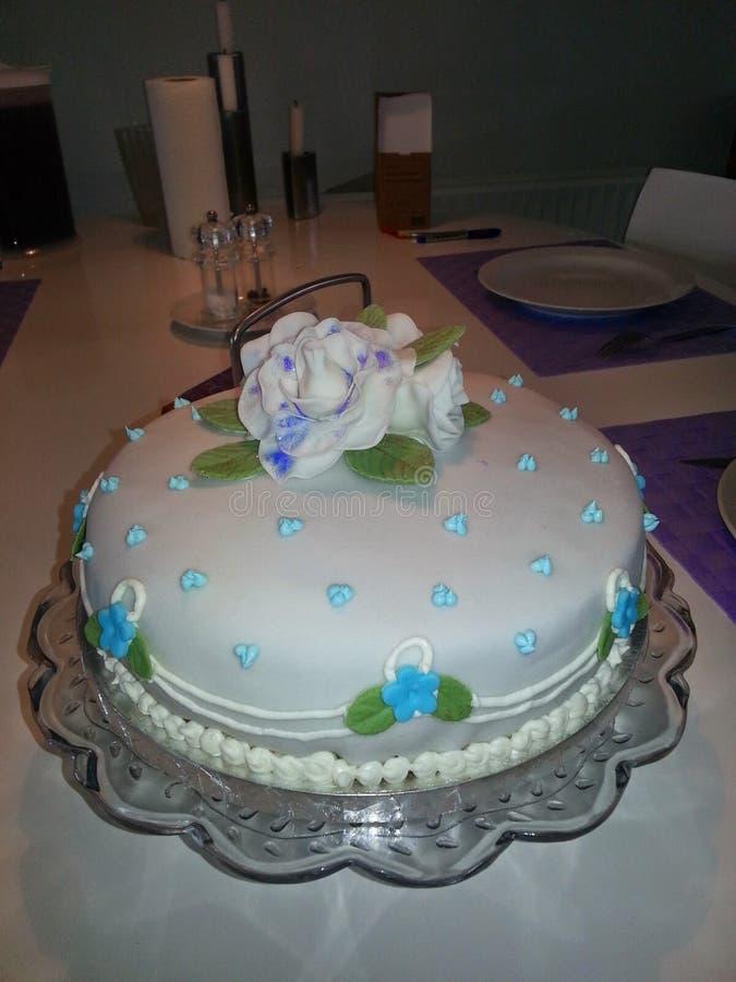torta para el día de madres fotografía de archivo libre de regalías