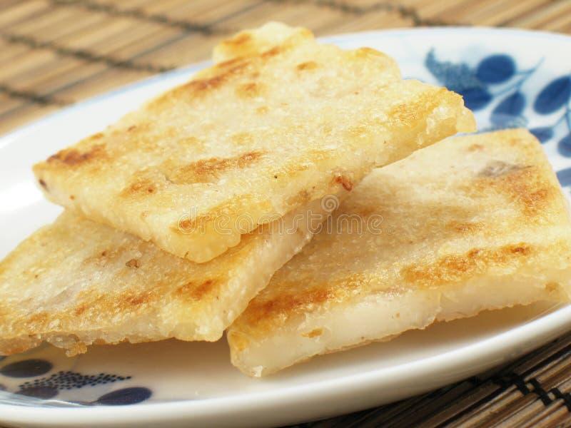 Tortas Cacerola-Fritas del taro imagen de archivo