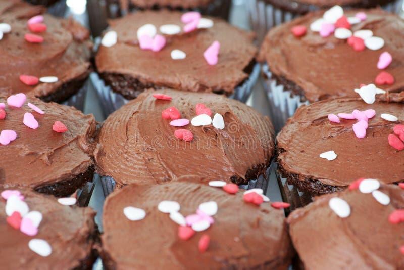 Download Tortas de Brown imagen de archivo. Imagen de bake, torta - 1275301