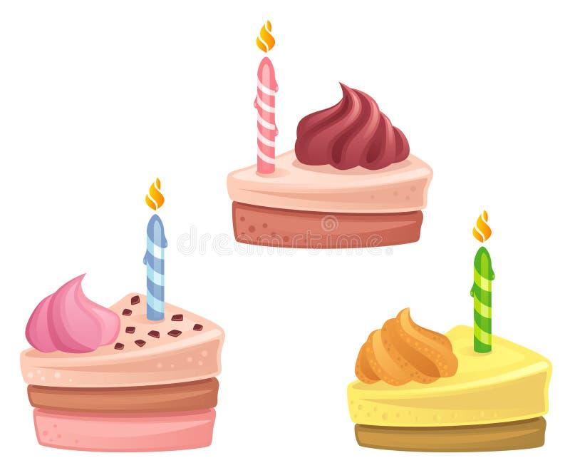Torte stock abbildung