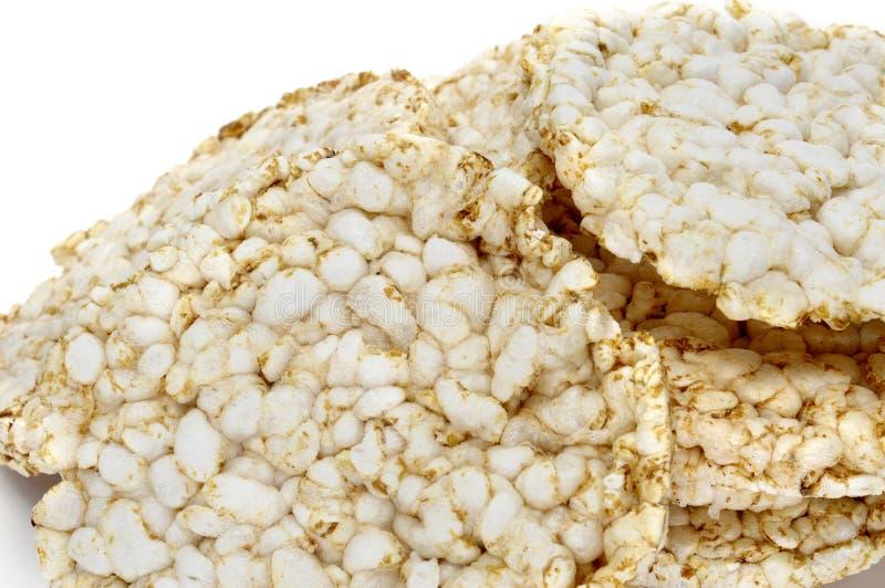 Torte di riso immagine stock