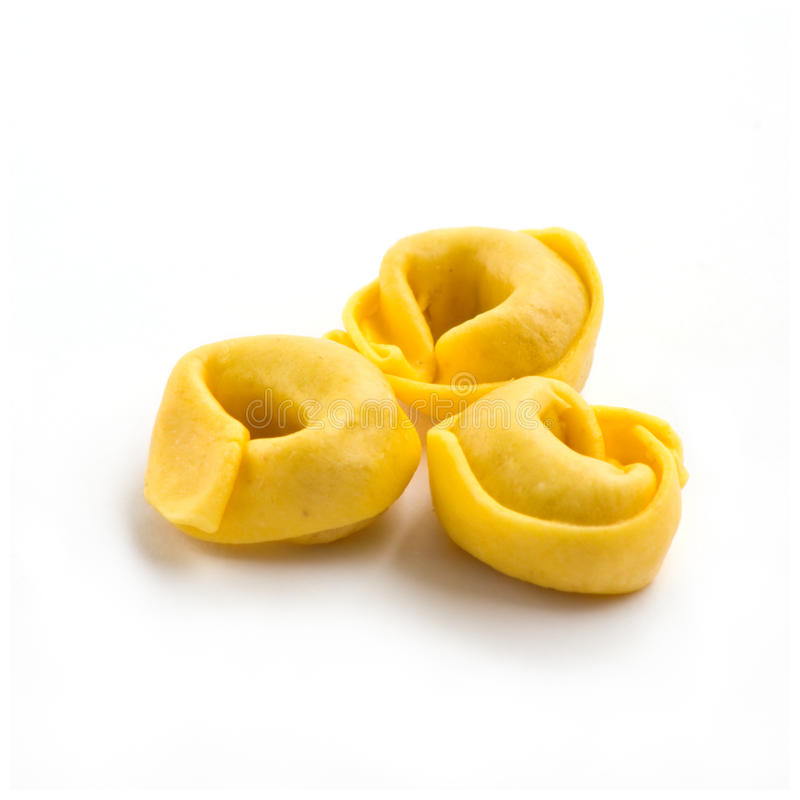Tortellini stock afbeelding