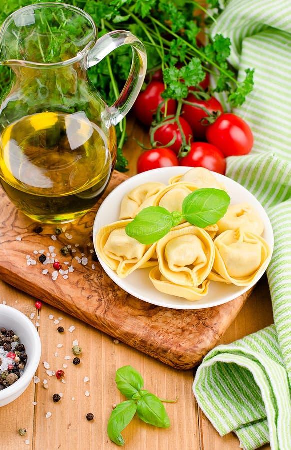 Tortellini zdjęcie royalty free