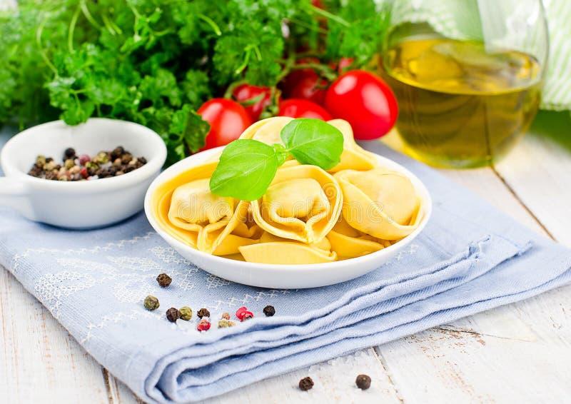 Tortellini zdjęcie stock