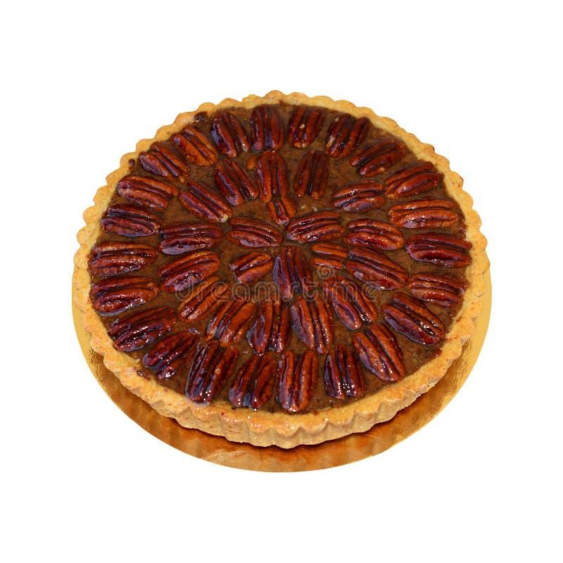Tortepekannuß stockfoto