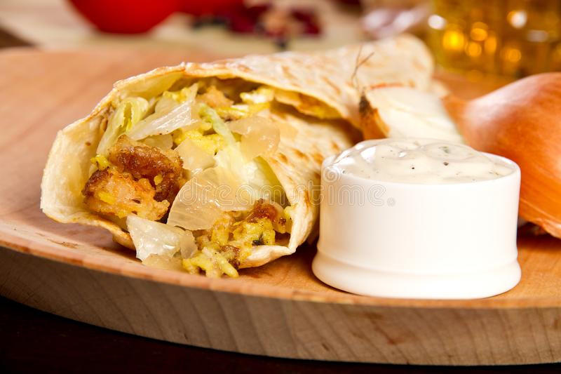 tortilla image stock