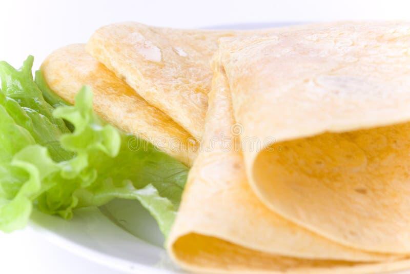 Tortilla foto de stock royalty free