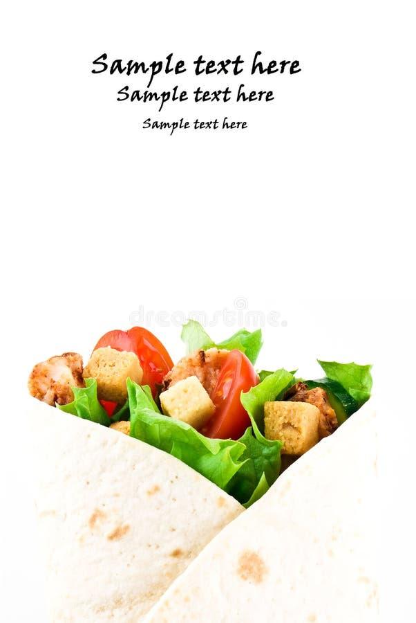 tortilla fotografia stock