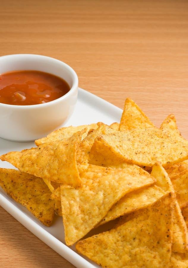 Free Tortilla Chips Stock Image - 767431