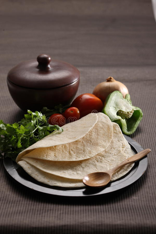 Tortillas. Ortillas have been used for many centuries in Mexico, where they are consumed year round. More recently, other countries have begun producing them to royalty free stock images