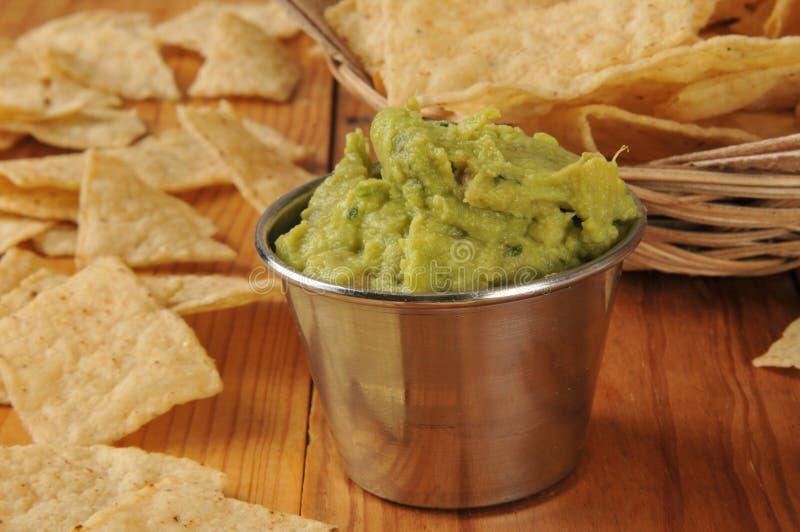 Download Tortillaspaanders En Guacamole Stock Afbeelding - Afbeelding bestaande uit voorgerecht, close: 39116529