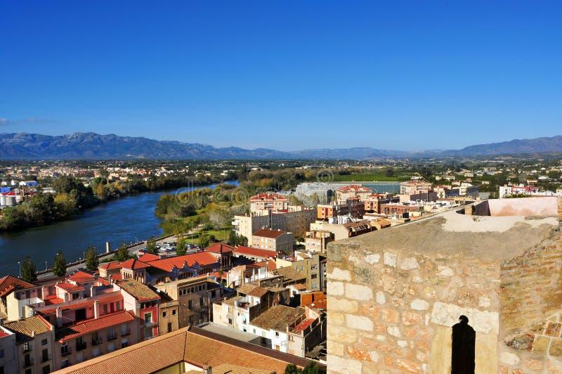 Tortosa, Ισπανία στοκ εικόνες
