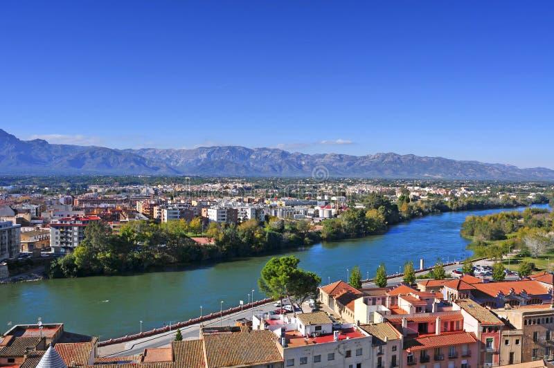 Tortosa, España fotografía de archivo