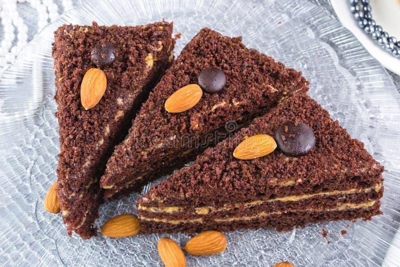 tortowa czekolada zdjęcie royalty free