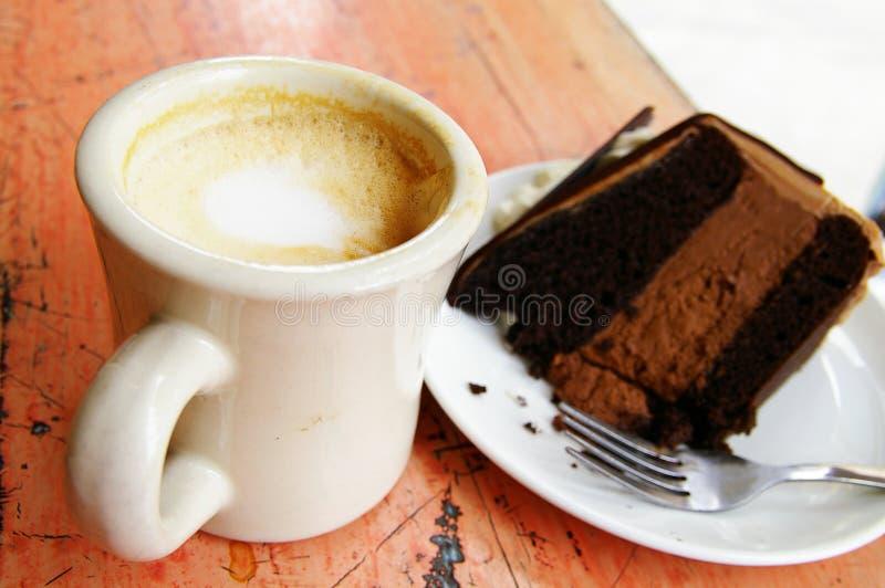tortowa kawa zdjęcie stock