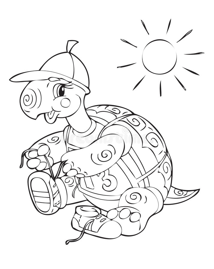 Tortuga libre illustration