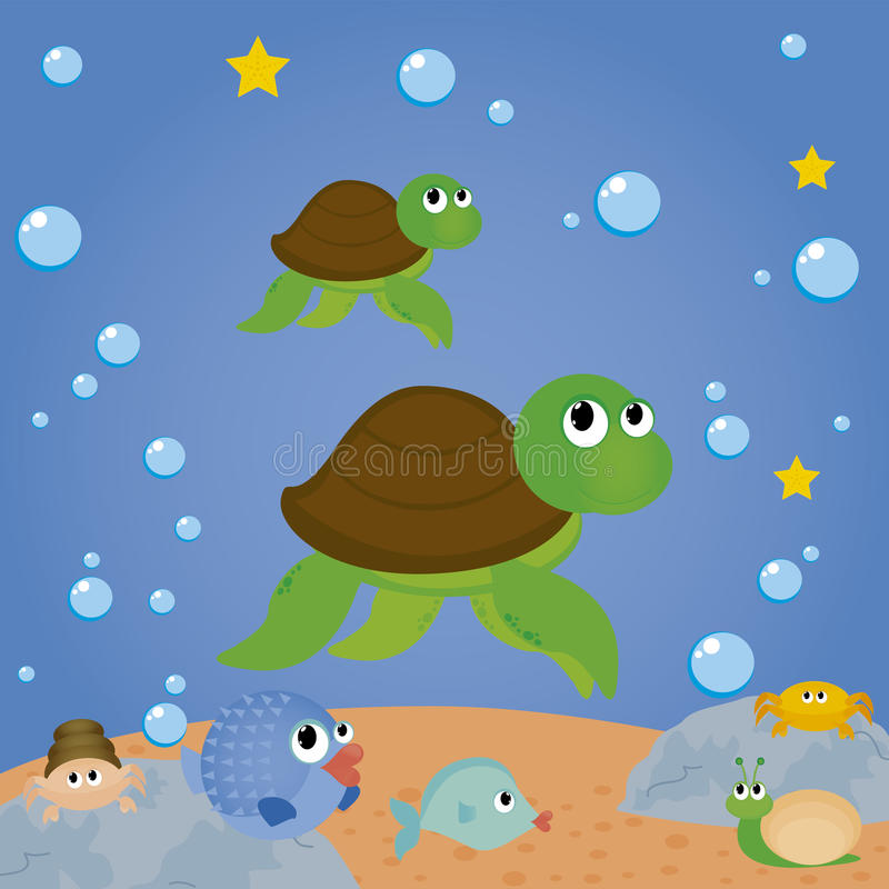 tortugas libre illustration
