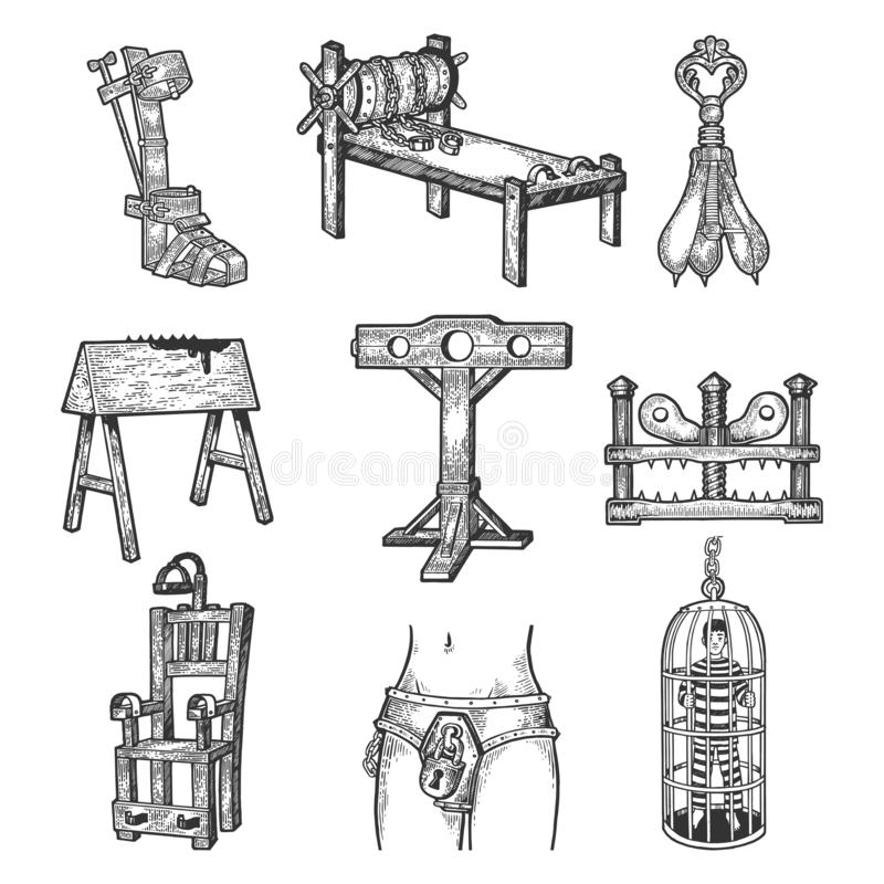 Torture Device Stock Illustrations 74 Torture Device Stock Illustrations Vectors Clipart Dreamstime
