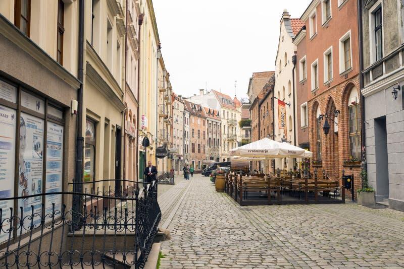 Toruński zdjęcie stock