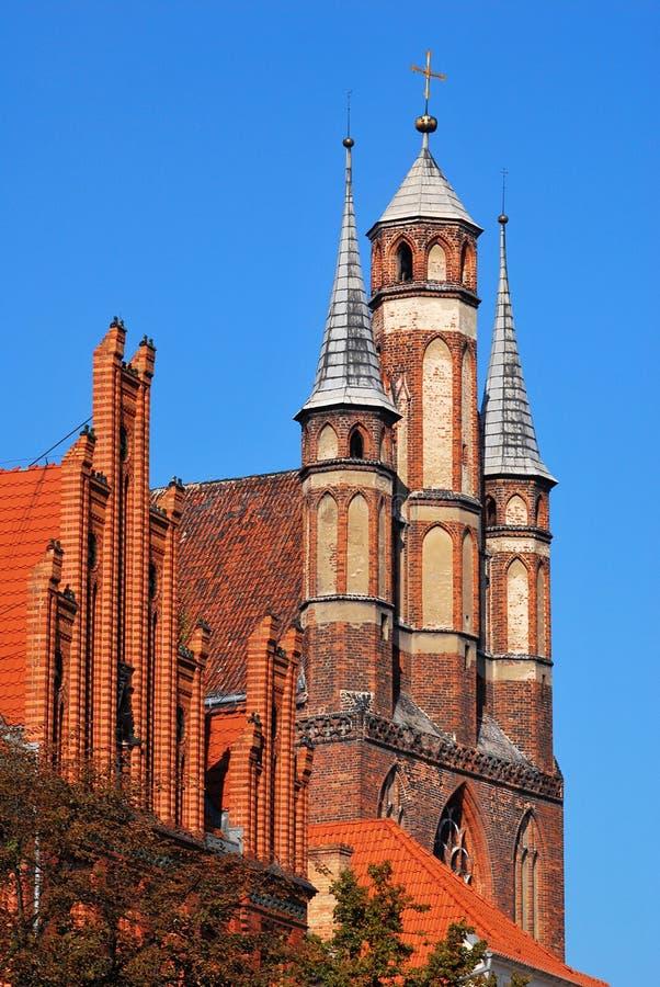 Torun City royalty free stock images