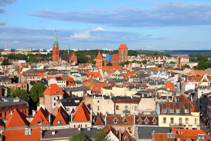 Download Torun, Poland stock photo. Image of travel, destination - 31411782