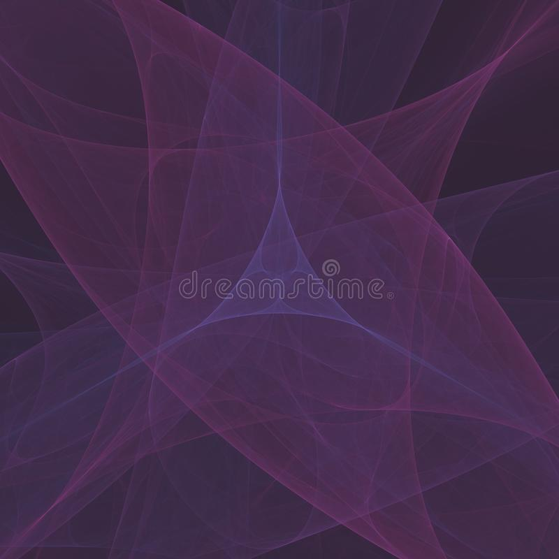Torus of Infinite Love Spawning the Triangle of Infinity | Fractal Art Background Wallpaper. Fractal art is beautiful to humans because we are fractal beings stock illustration