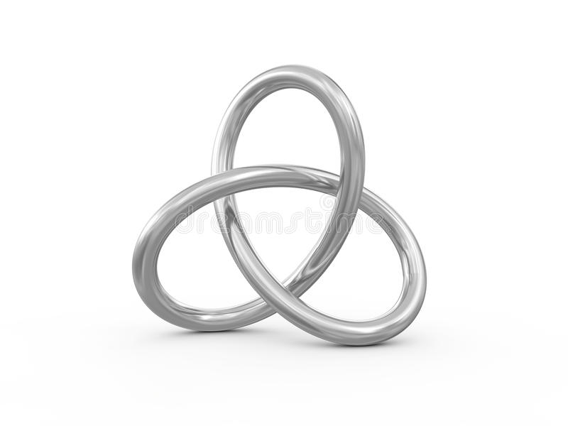 Torus Knot vector illustration