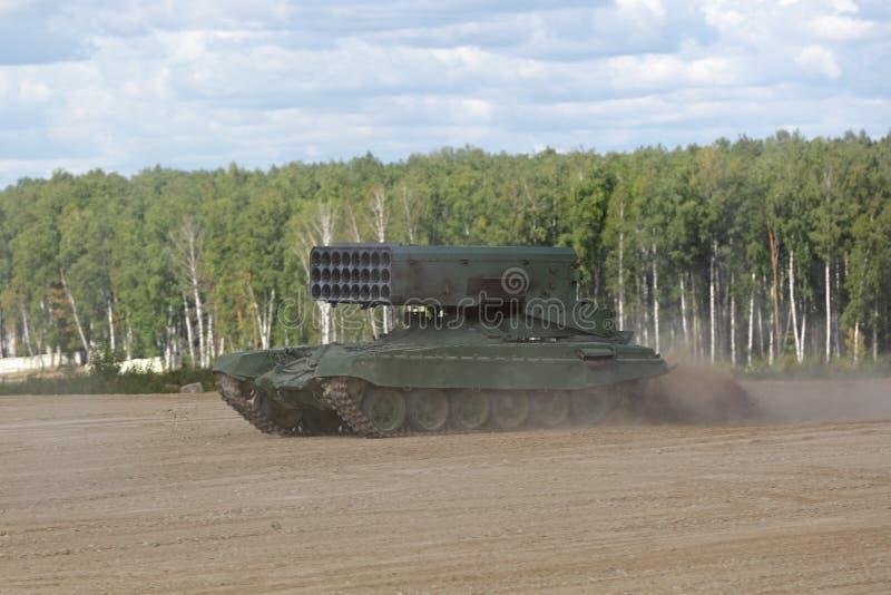 TOS-1 lizenzfreie stockfotos