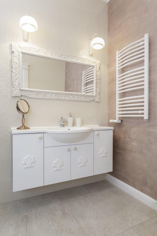 Toscânia - banheiro fotos de stock
