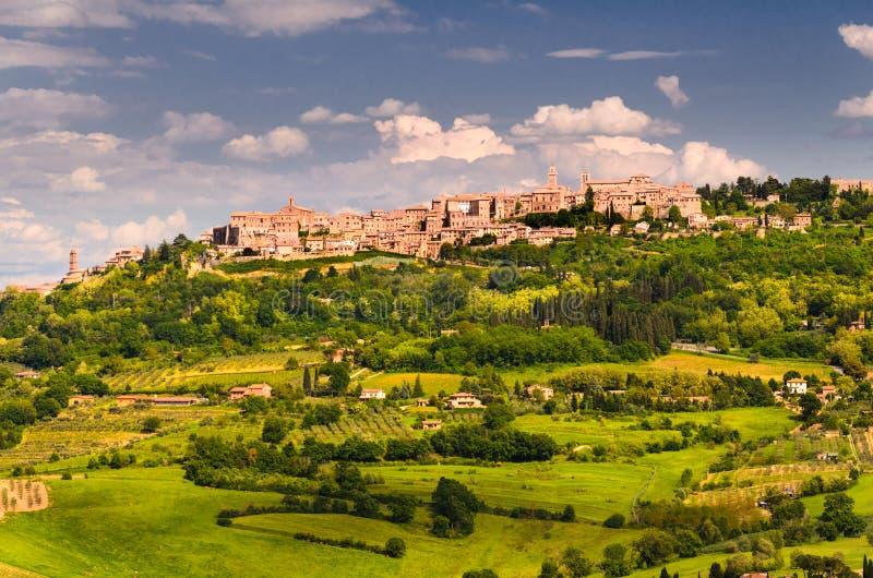Toscana fotografie stock