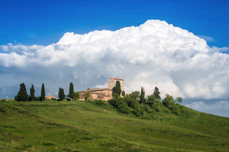 Toscana imagen de archivo