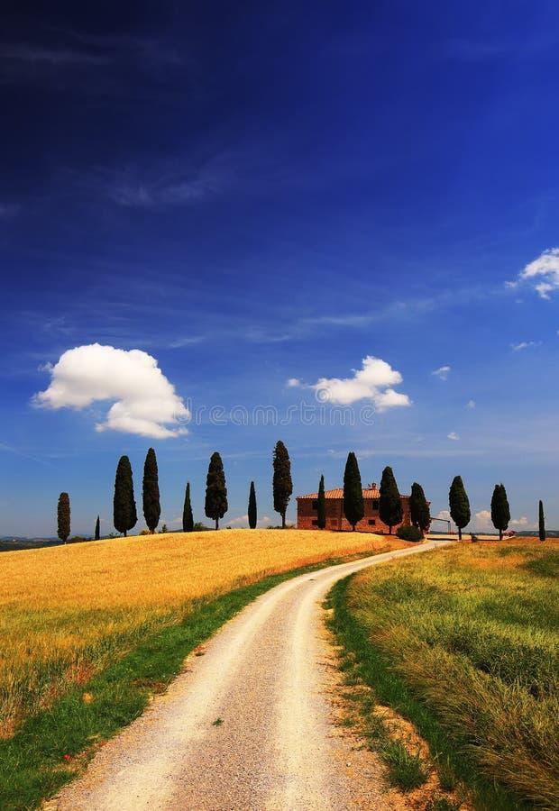Toscana, Italia imágenes de archivo libres de regalías