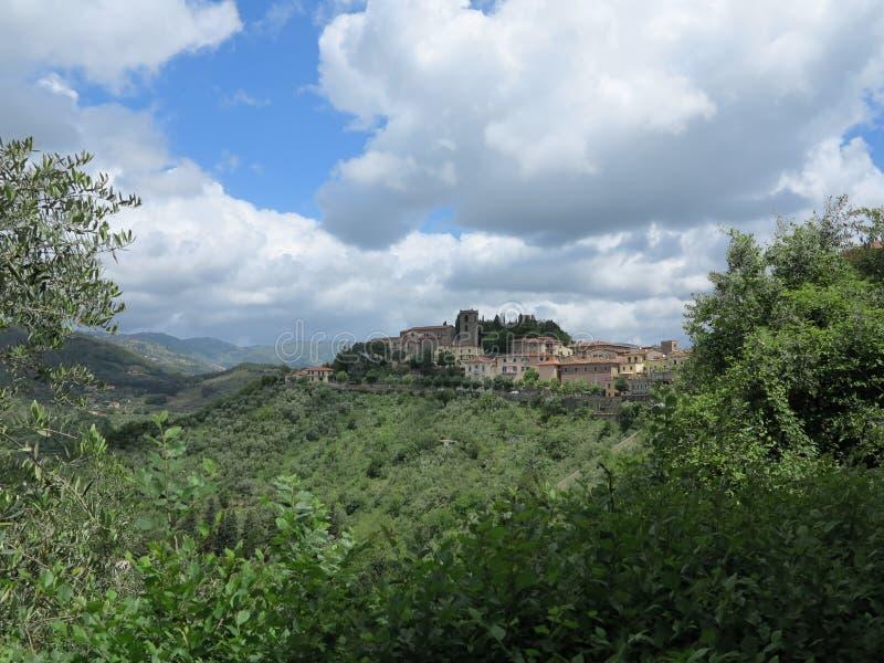 Toscana Italia foto de archivo