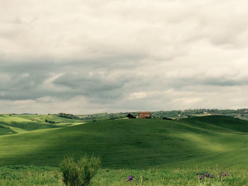 Toscana natura obraz stock
