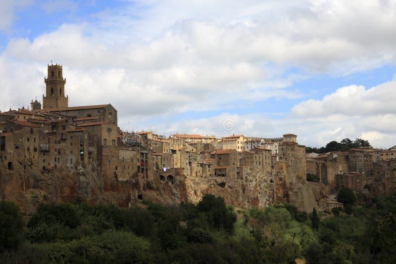 Toscana fotografia stock