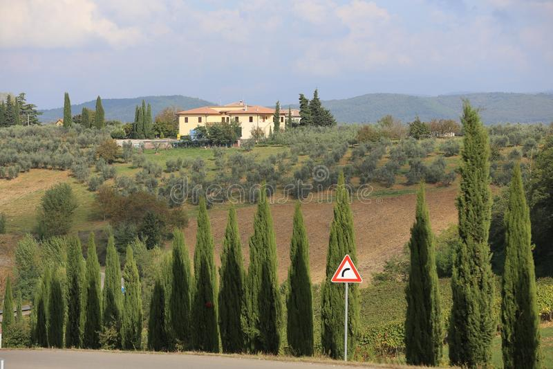 Toscane lizenzfreies stockbild