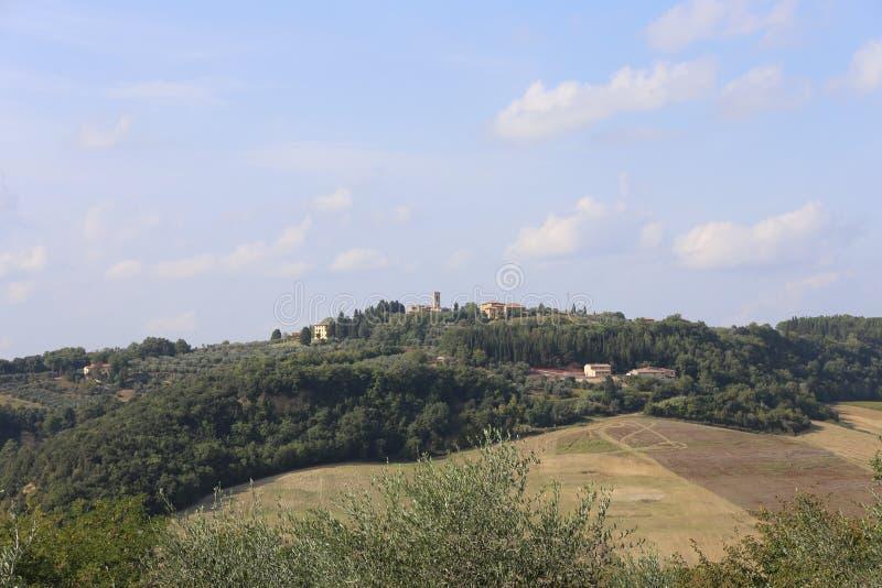 Toscane stockfotografie