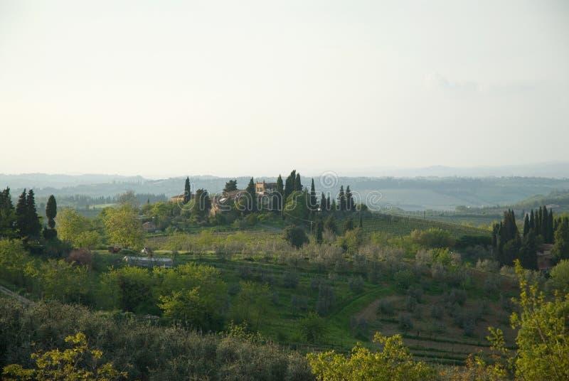 Toscane photo libre de droits