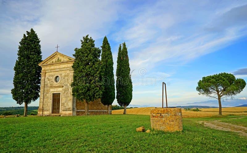 toscanië stock foto