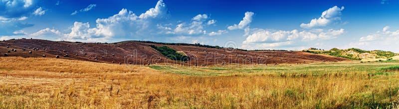 Toscanië - Italië stock afbeeldingen