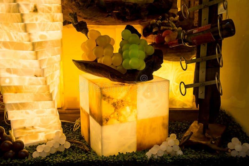 Toskański alabaster zdjęcia royalty free