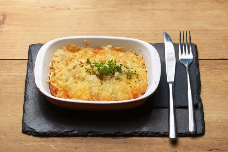 Toskana-Kartoffelansicht lizenzfreies stockbild